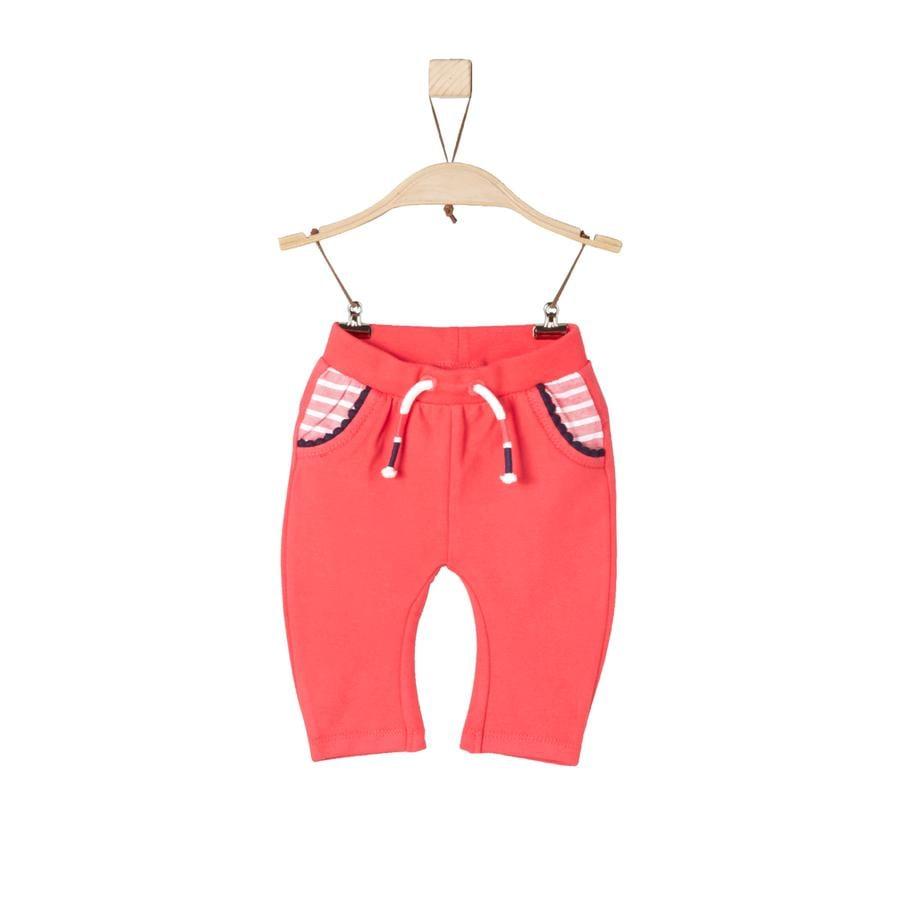 s.Oliver Girl s Spodnie potowe czerwone