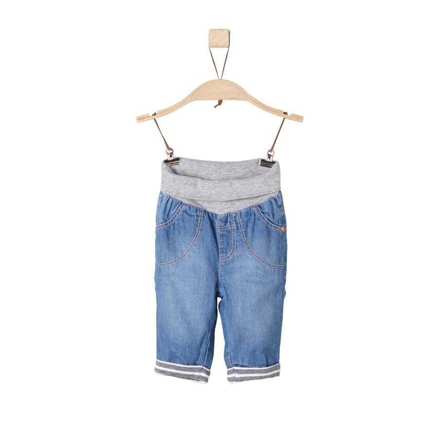 s.Oliver Jeans blauw denim