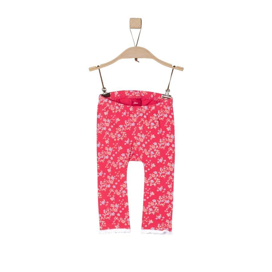 s.Oliver Girls Spodnie Leggings pink