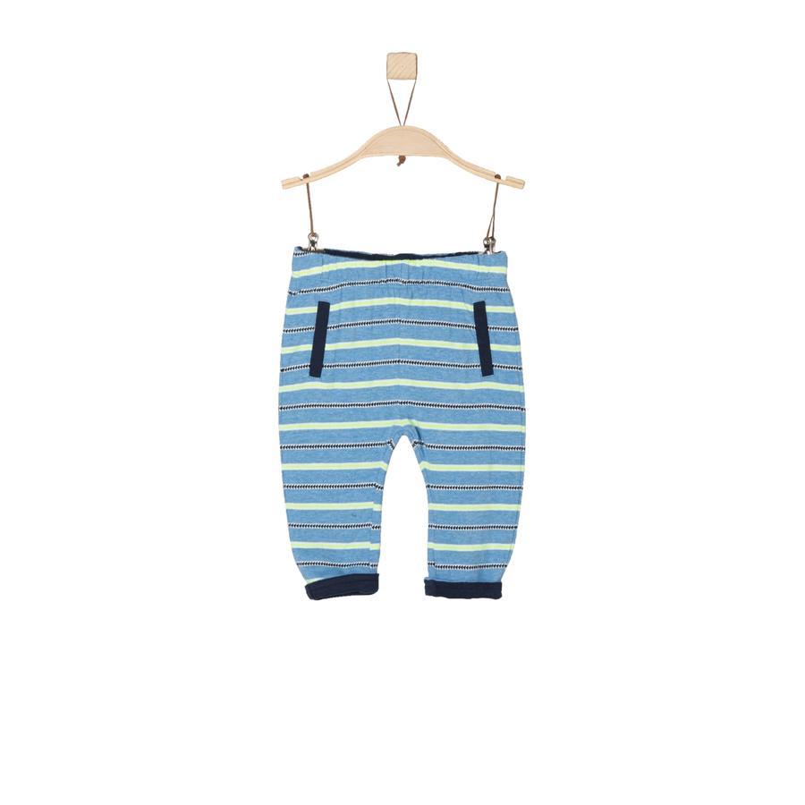 s.Oliver Boys Hose light blue stripes