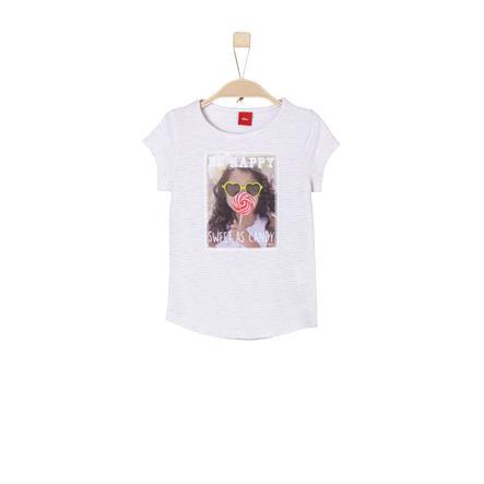 s.Oliver Girl s T-Shirt witte strepen