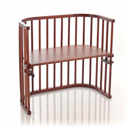 TOBI Babybay origineel bed beukenhout massief in koloniale stijl gelakt