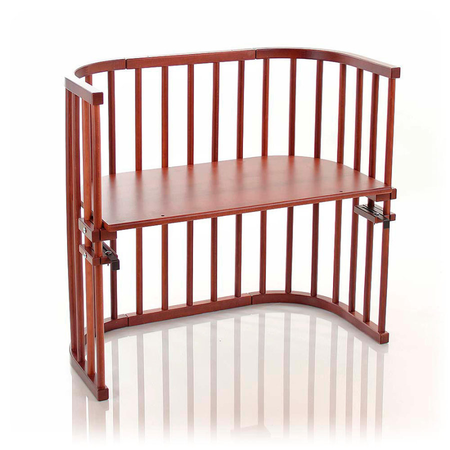 TOBI Babybay Original Bed Solid Beech Colonial