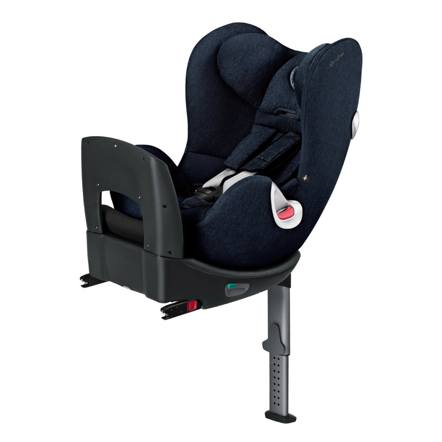 cybex PLATINUM Kindersitz Sirona Plus Midnight Blue-navy blue