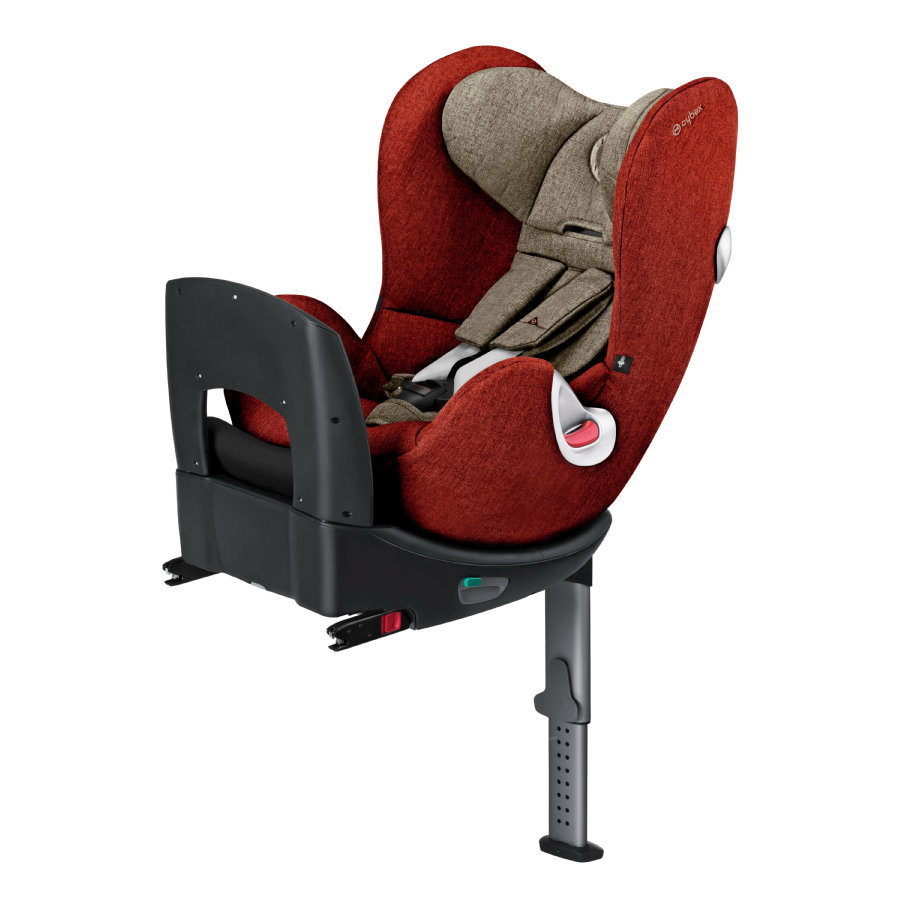 cybex PLATINUM Kindersitz Sirona Plus Autumn Gold-burnt red