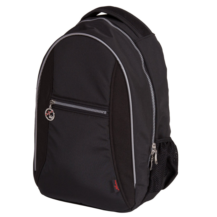 Hartan Wickelrucksack Bellybutton black (860)