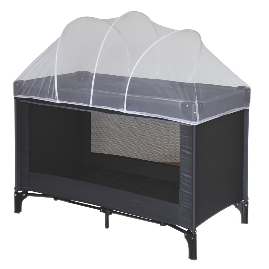 nattou moustiquaire pour lit parapluie blanc. Black Bedroom Furniture Sets. Home Design Ideas