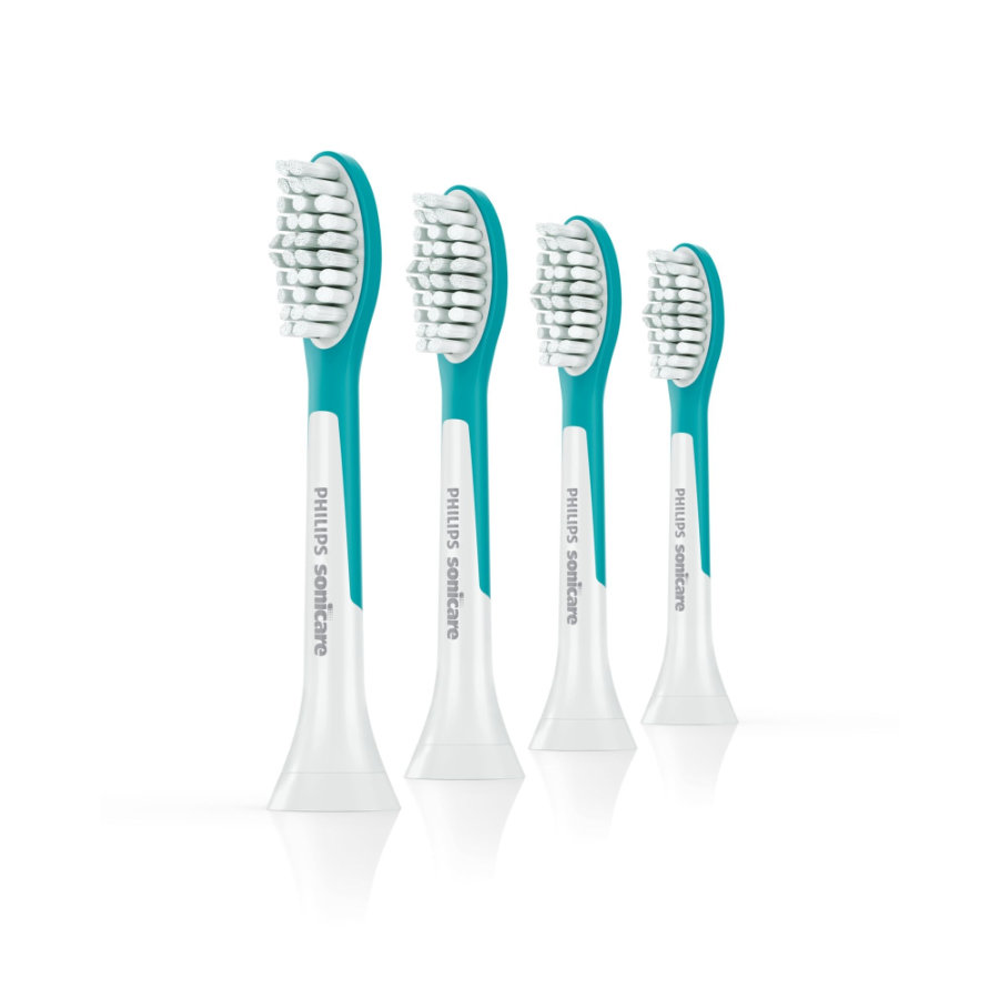 philips avent t te de brosse dents lectrique enfant sonicare hx6044 33 4 pi ces. Black Bedroom Furniture Sets. Home Design Ideas