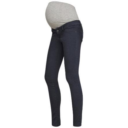 mama licious MLELLY Skinny Umstandsjeans Ombre Blue Länge: 34