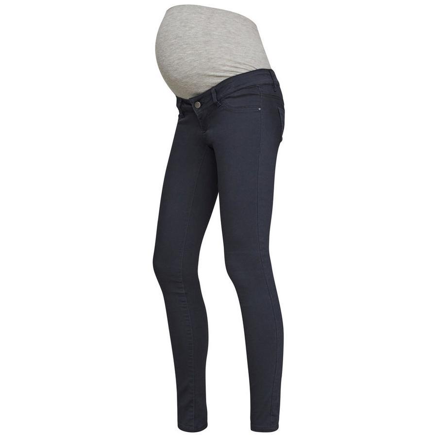 mama licious Jeans de maternité Mlelly Skinny Ombre Blue Longueur : 34