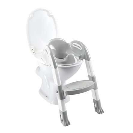 Thermobaby® Nakładka na sedes ze stopniem Kiddyloo, kolor cool grey