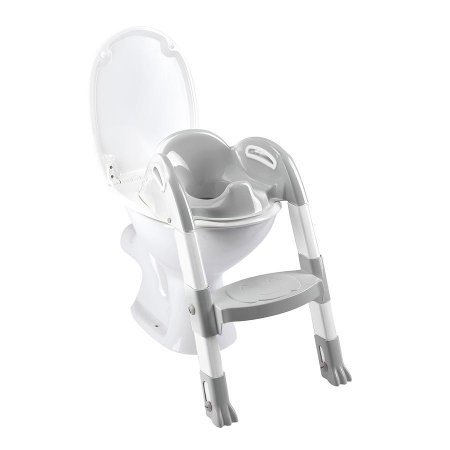 Thermobaby® Réducteur de toilette Kiddyloo, blanc muguet