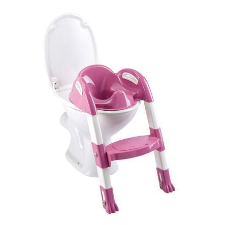Thermobaby® Réducteur de toilette Kiddyloo, rose orchidée