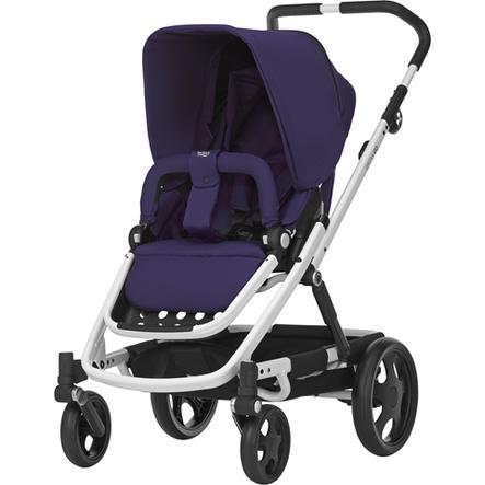 Britax Kinderwagen Go Mineral Purple Gestellfarbe White