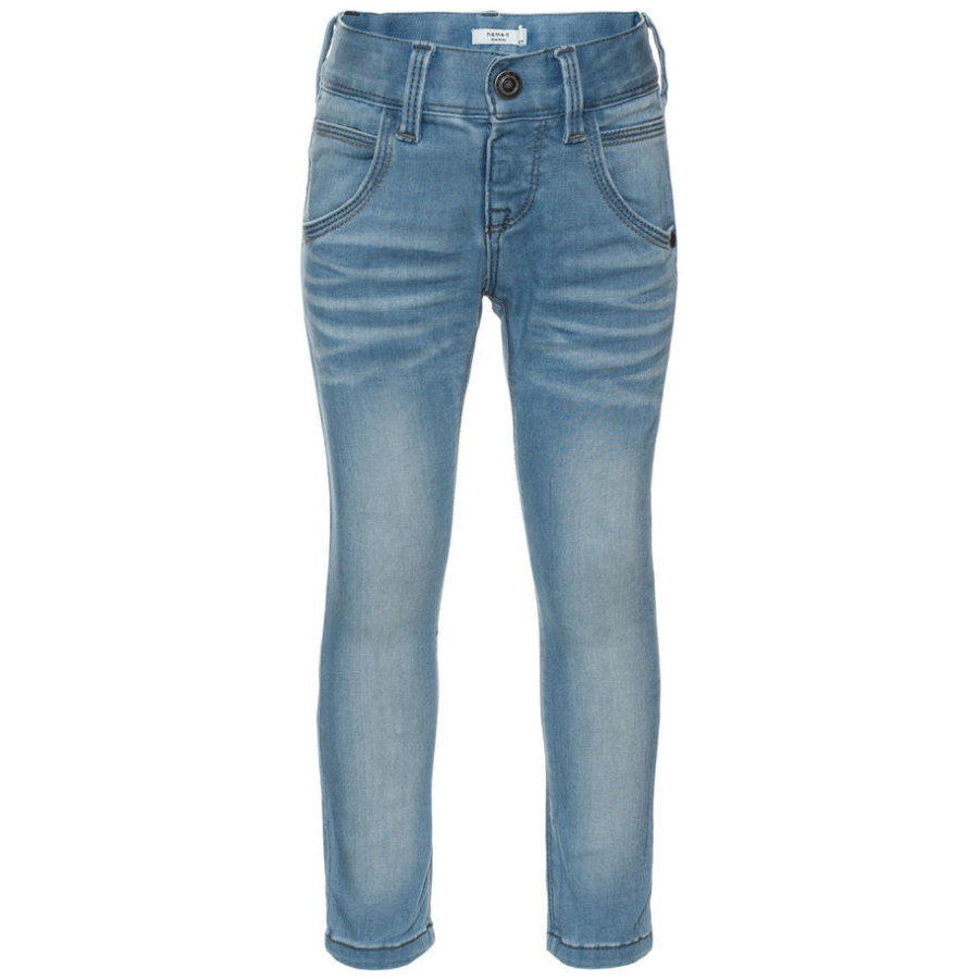 name it Boys Tam light blue denim