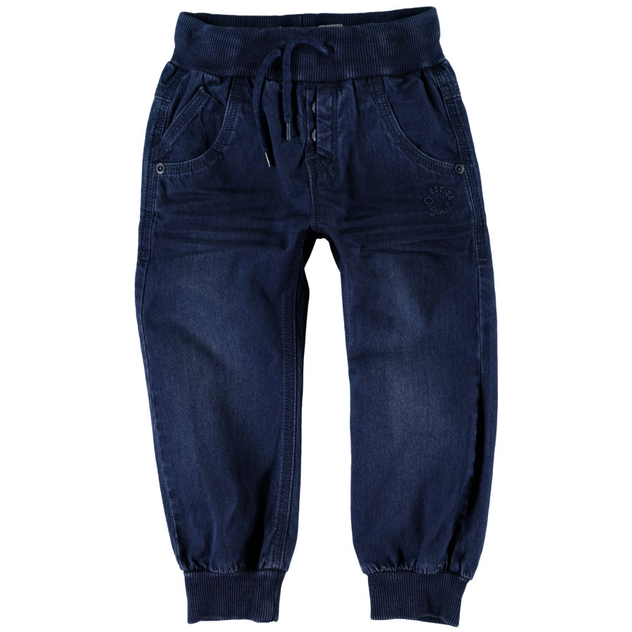 name it Boys Spodnie Jeans Torben dark blue denim