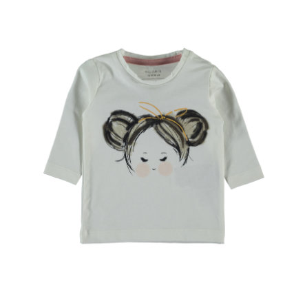 name it Girls Longsleeve Juna snow white