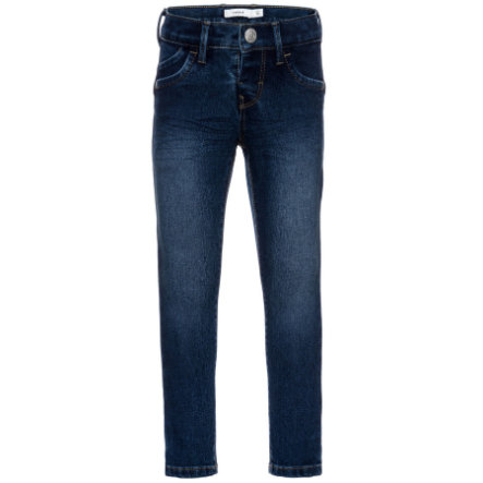 name it Girls Jeans Aida dark blue denim