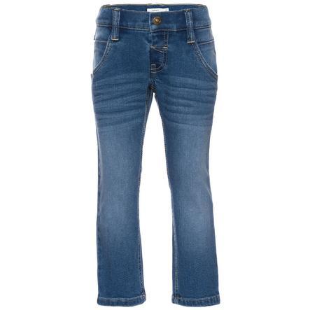 name it Girls Jeans Alexi light blue denim