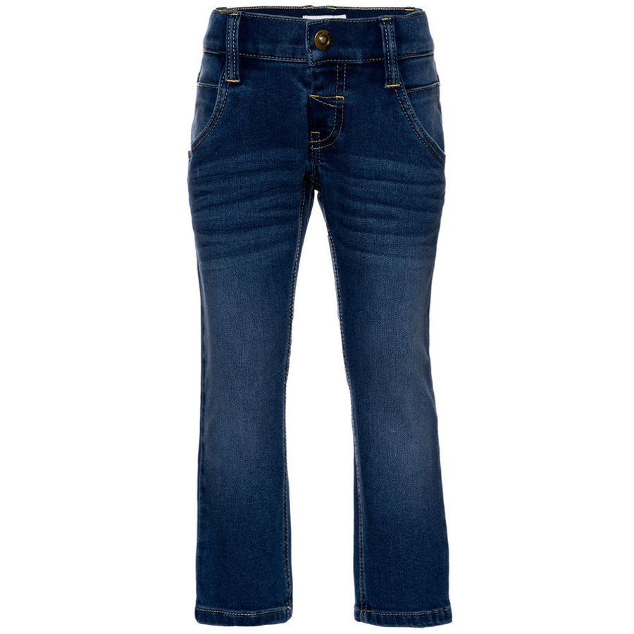 name it Girls Jeans Alexi light blue denim