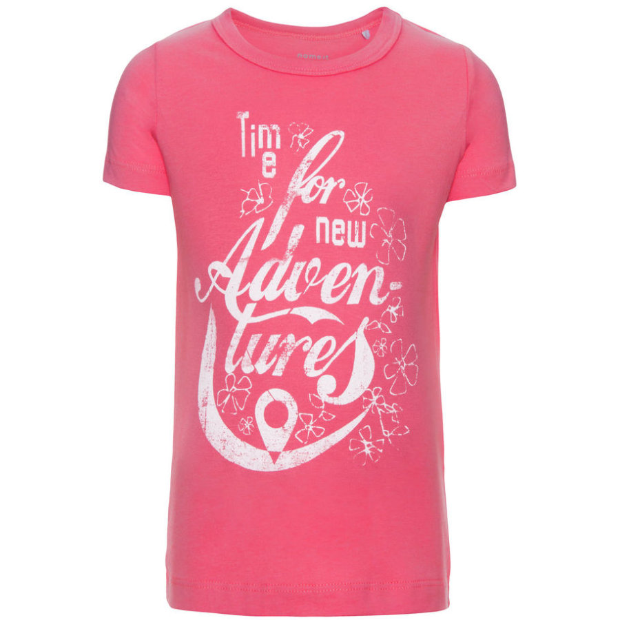 name it Girls T-Shirt Veeneva rapture rose