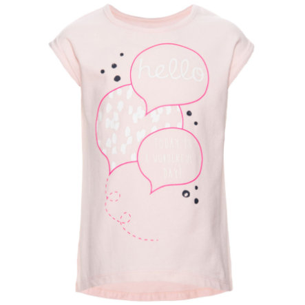 name it Girls T-Shirt Elleti pink dogwood