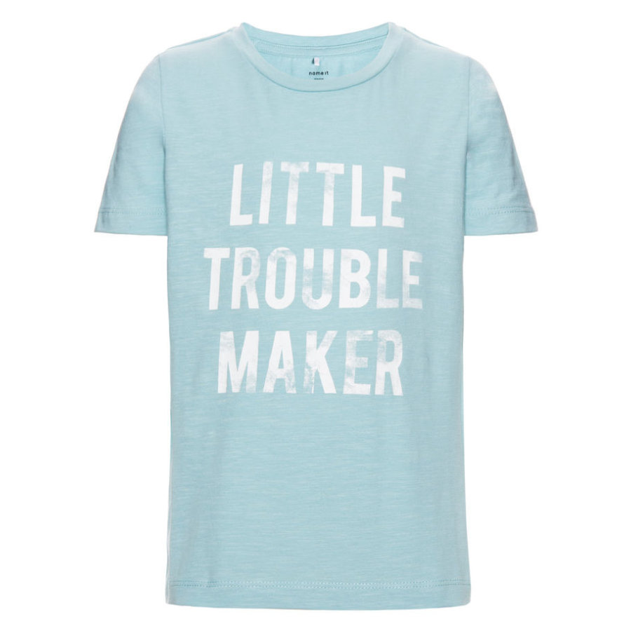 name it Boys T-Shirt Eikon aqua haze
