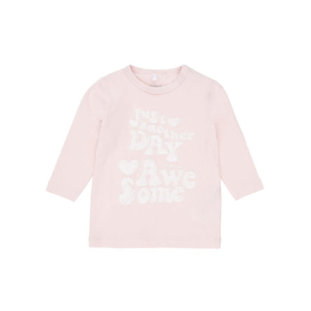 name it Girl s Longsleeve Elin roze kornoelje