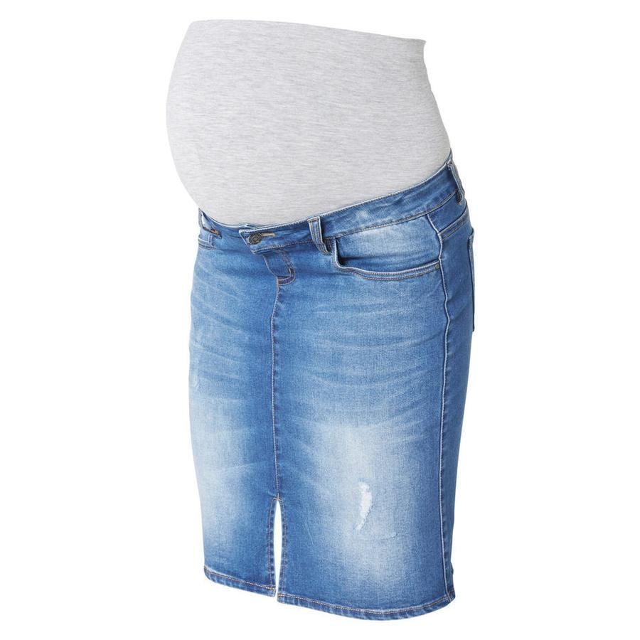 mama licious MLLEXI jeansrokje van MLLEXI