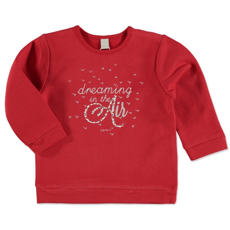 ESPRIT Sweatshirt red