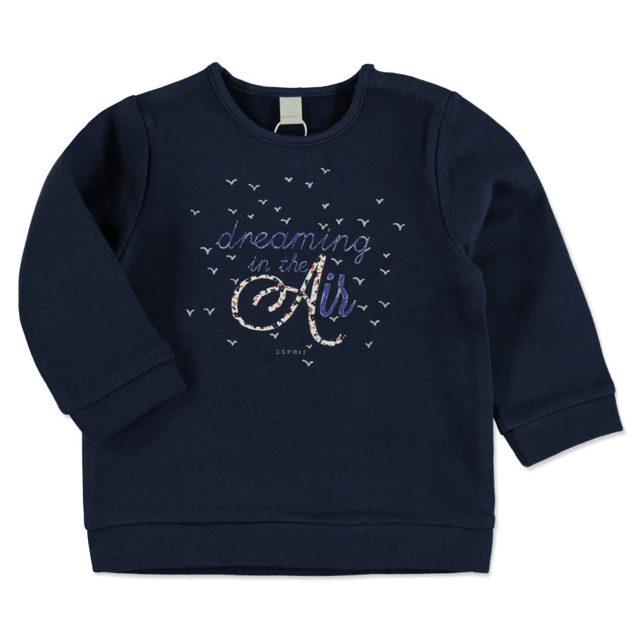 ESPRIT Girls Sweatshirt navy