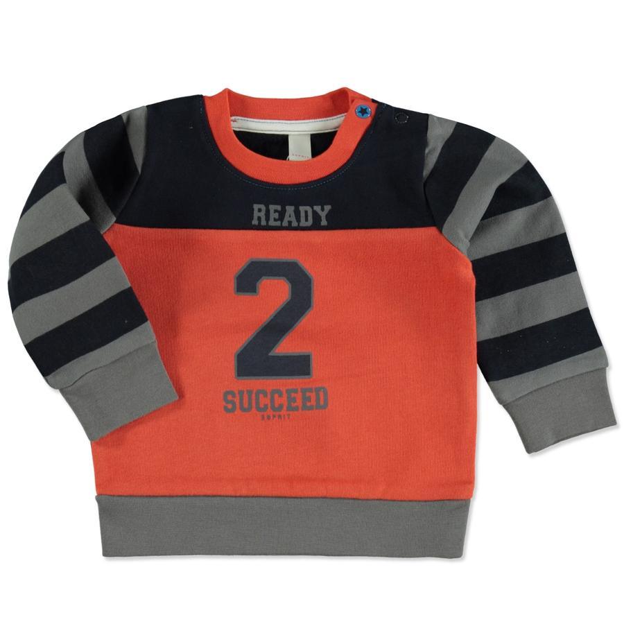 ESPRIT Boys Sweatshirt brick