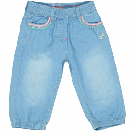 STACCATO Girls Caprijeans mid blue denim