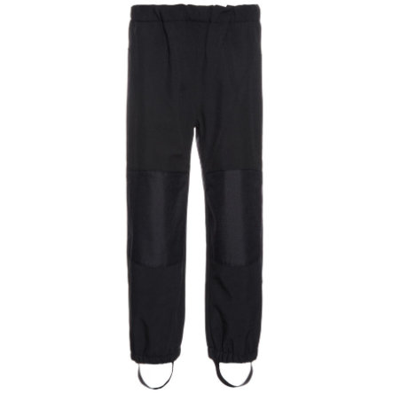 name it Boys Softshellhose Alfa black