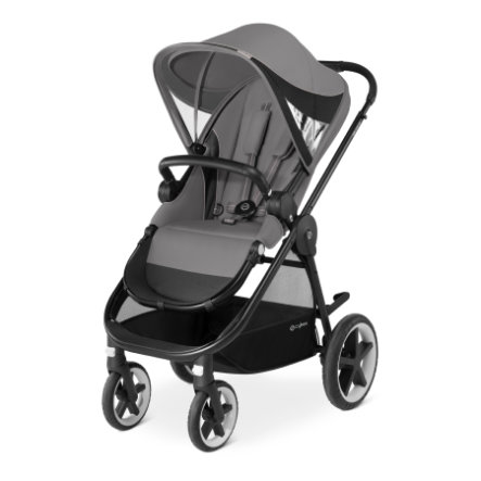 cybex Balios M 2017 Manhatten Grey