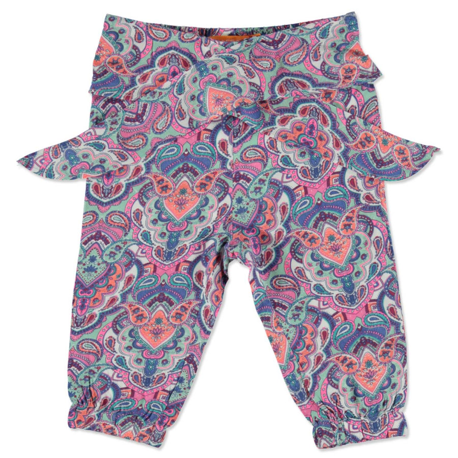 STACCATO Girls Hose pink paisley