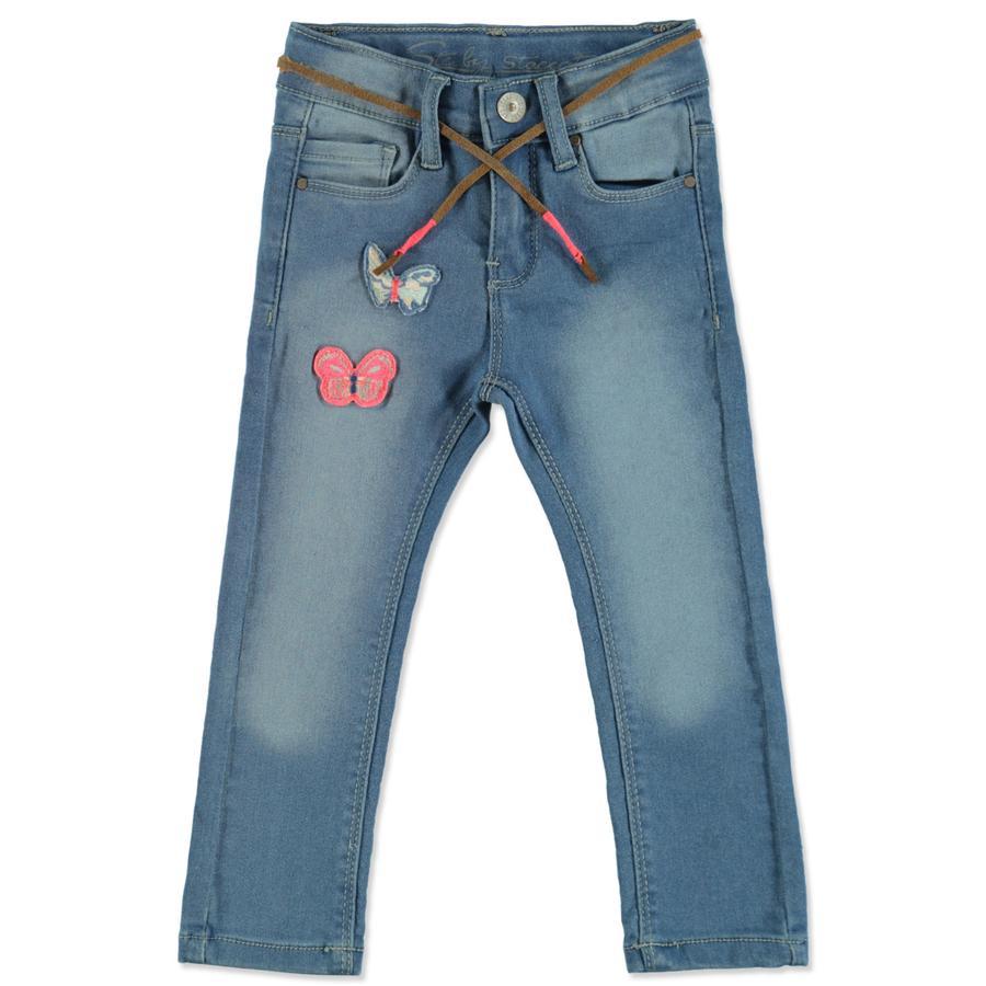 STACCATO Girls Skinny Jeans light blue denim