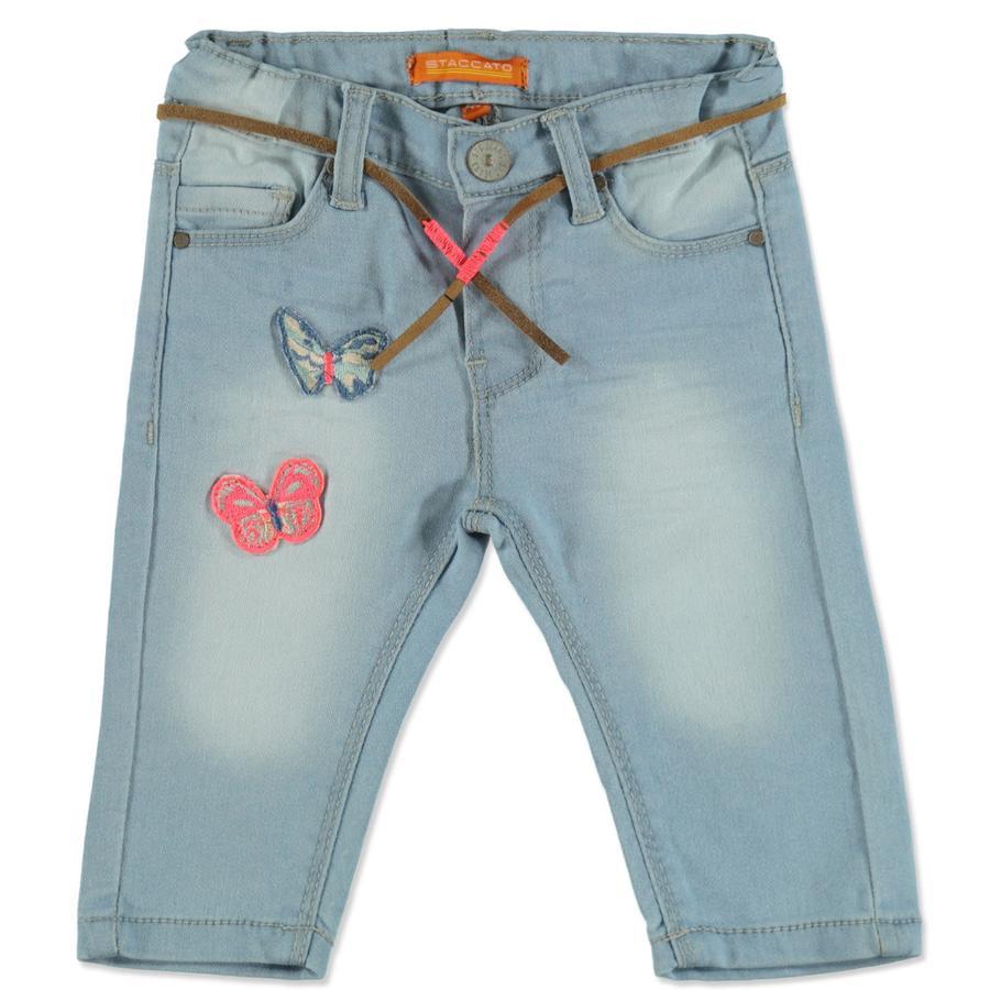 STACCATO Girls Jeans light blue denim