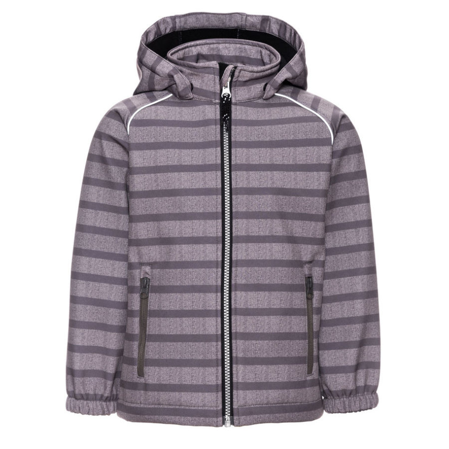 name it Boys Soft chaqueta de concha Alfa castlerock