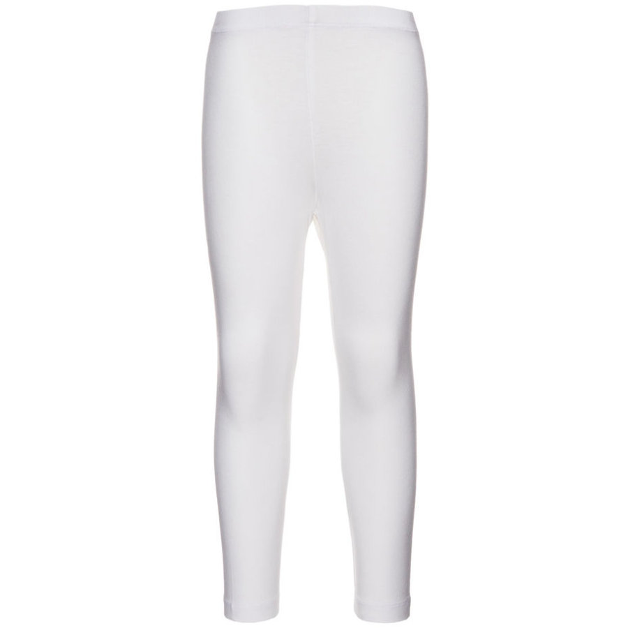 name it Girls Leggings Vivian bright white
