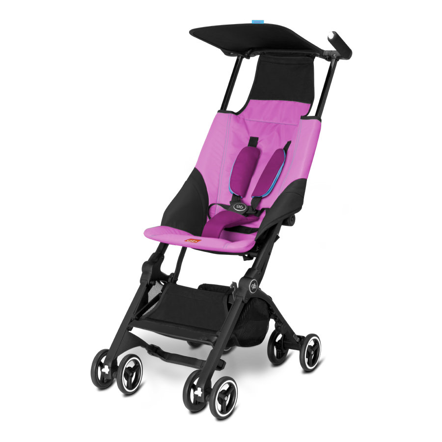 gb GOLD Buggy Pockit Posh Pink - pink