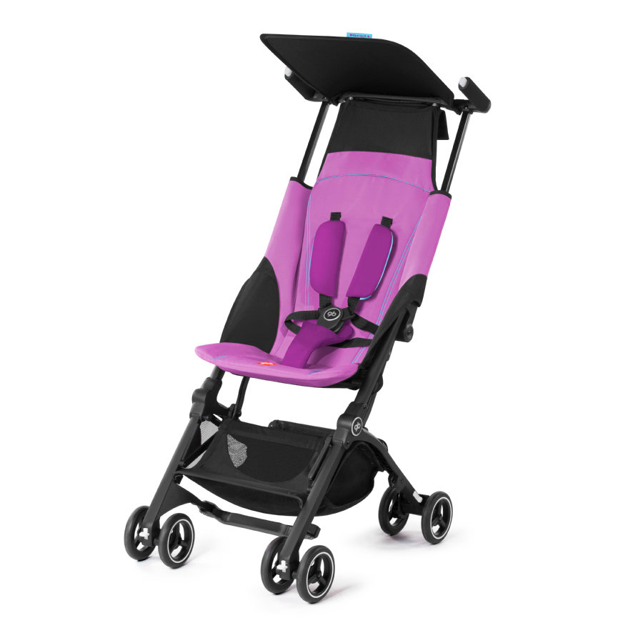gb GOLD Buggy Pockit Plus Posh Pink - pink