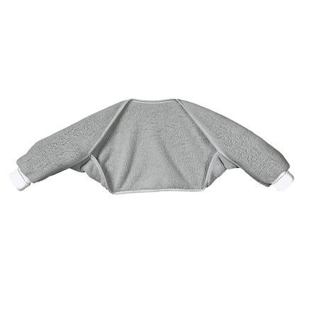 odenwälder rukávky Microteddy stříbrné 70 - 110 cm