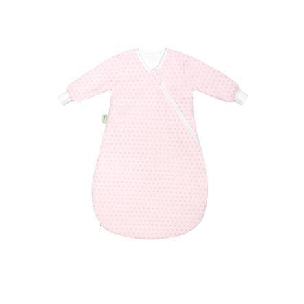 ODENWÄLDER Parte interior saco de dormir Jersey rose quarz 50 - 70 cm