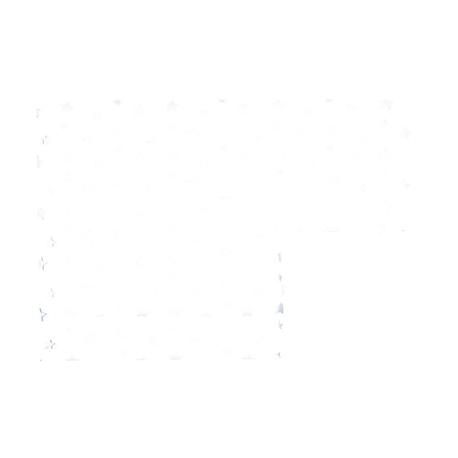 odenwälder Wende-Krabbeldecke Sterne/Punkte sky blue 70 x 135 cm