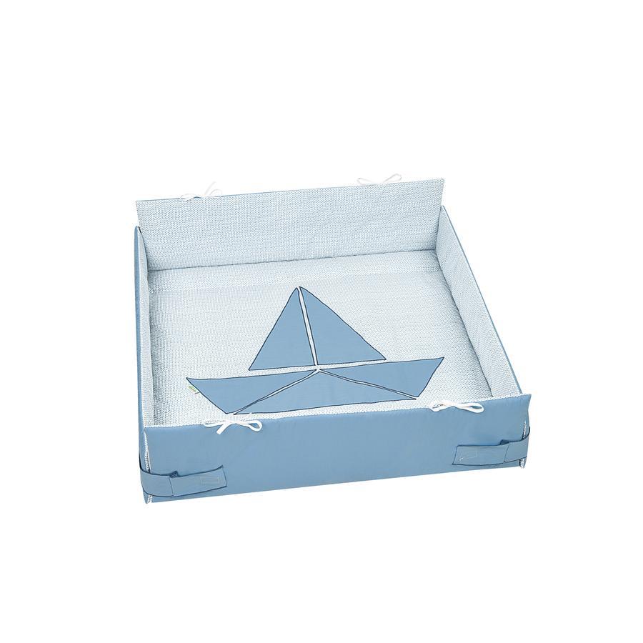 odenwälder Laufgittereinlage Speedboat Graphics frozen minze 100 x 100 cm