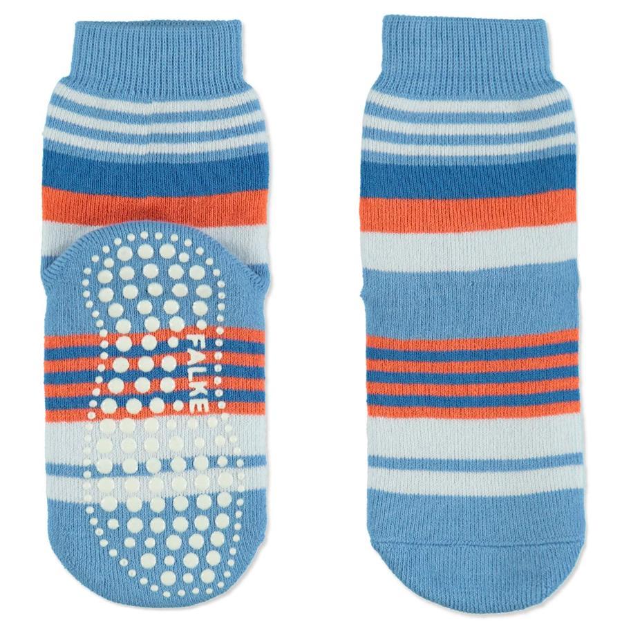 FALKE ABS-Socken Irregular Stripe skyblue