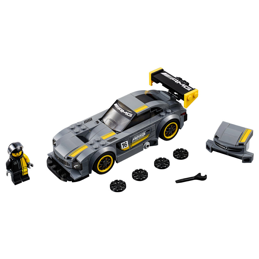 LEGO® Speed Champions - Mercedes-AMG GT3 75877