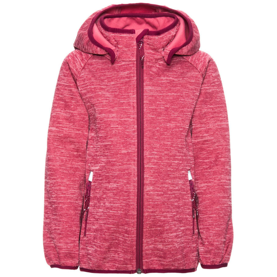 name it Girls Softshelljacke Beta rapture rose