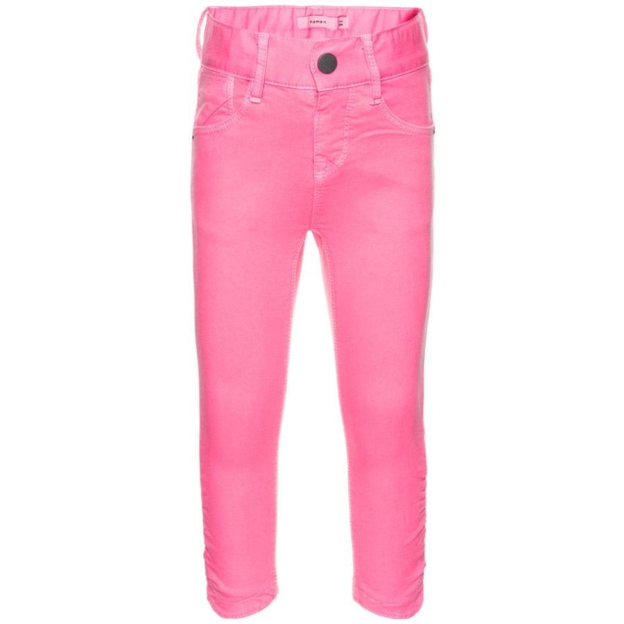 name it Girl s Jeans Babea K.O. rose